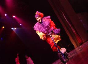 Cirque Clown and Mime